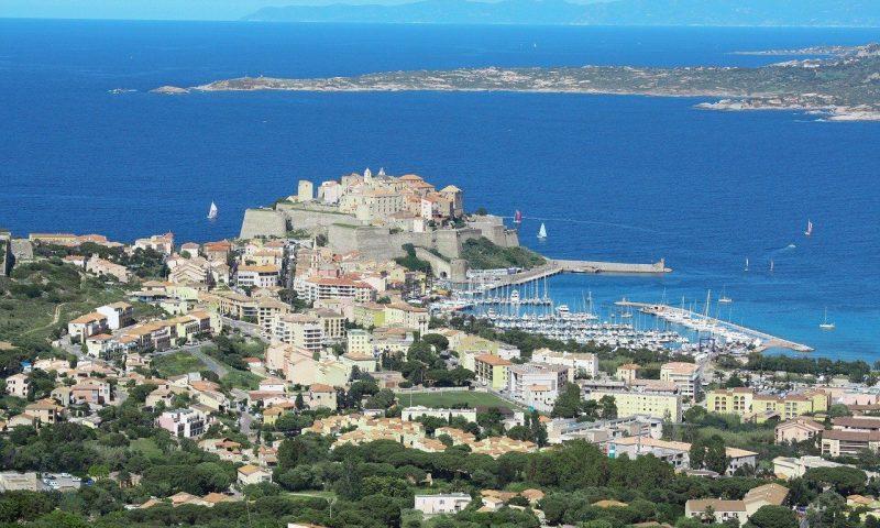 La Corse le temps d'un week end