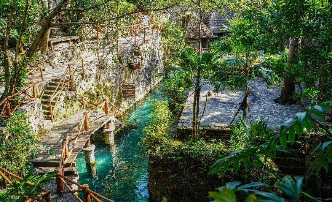 Xcaret: un parc à thème pour petits et grands sur la Riviera Maya au Mexique